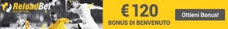 ReloadBet bonus