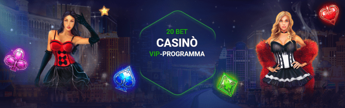 Programma VIP casinò - 10 Livelli